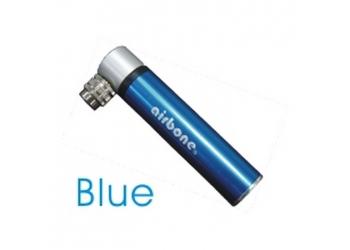 Mini pumpička AIRBONE 59g modrá 10cm