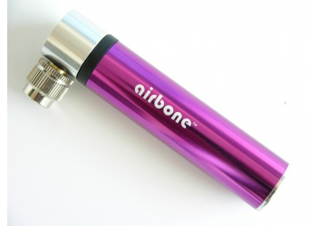 Mini pumpička AIRBONE 59g fialová 10cm