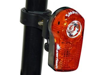 Blikačka zadní SMART 317 R 1/2W LED USB