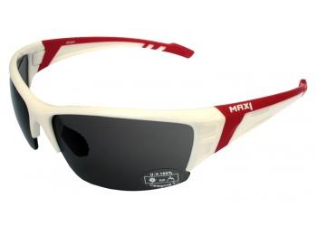 Brýle MAX 1 Sport bílo-červené
