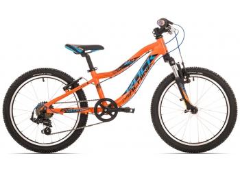 Rock Machine STORM 20 orange/blue/black