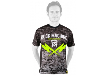DRES ROCK MACHINE TRAIL CAMO