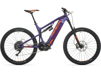 Elektrokolo Rock Machine Blizzard INT e70-27+ LTD mat violet/neon orange/purple