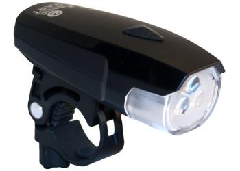 Světlo přední SMART 111 Polaris 3LED černé