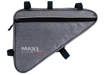 Brašna MAX1 Triangle XL šedá
