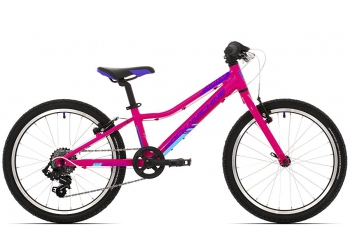 Rock Machine Catherine 20 gloss neon pink/Violet/neon cyan 2021