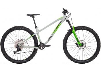 Rock Machine Blizz TRL 70-29 gloss light grey/DVO green/black 2021
