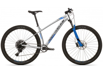 Rock Machine Torrent 70-29 gloss silver/blue/black