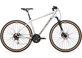 Rock Machine CrossRide 300 gloss silver/black 2021