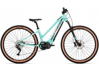 Elektrokolo Rock Machine Torrent INT e90-29 lady gloss light mint/dark silver/ black 2021