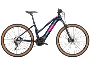 Elektrokolo Rock Machine Torrent INT e50-29 Bosch lady gloss dark blue/pink/silver 2021