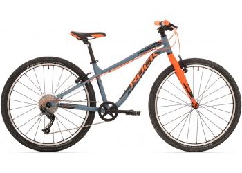 Rock Machine Thunder 26 (XS) mat slate grey/neon orange/black 2021