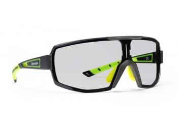 Brýle DEMON PERFORMANCE - zelené fotochromatické