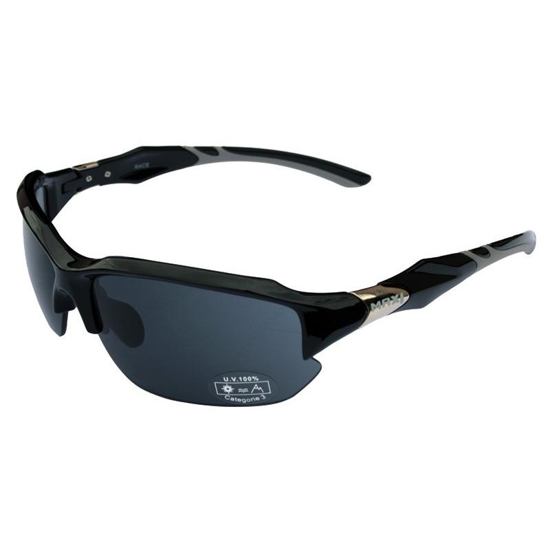 Brýle MAX 1 Race černo-šedé