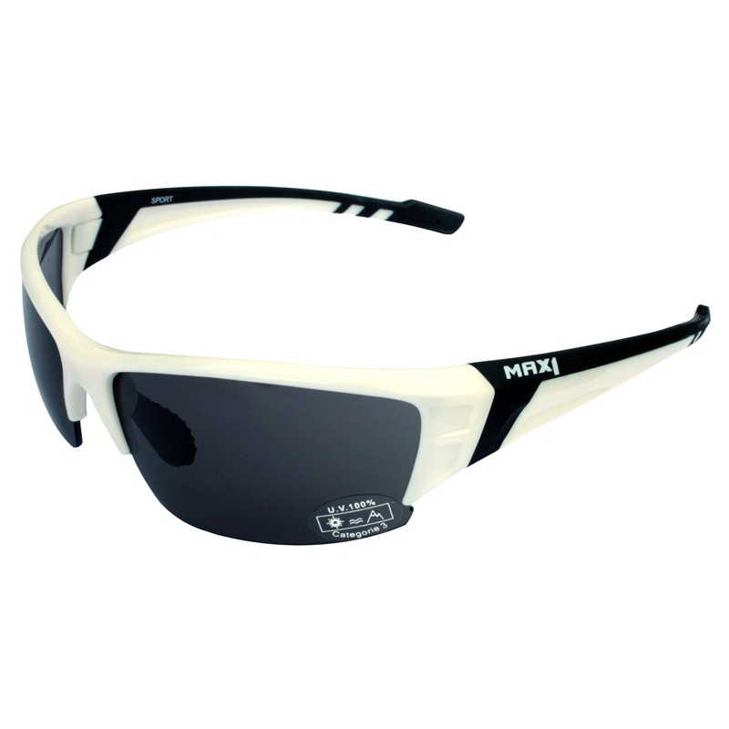 Brýle MAX 1 Sport bílo-černé
