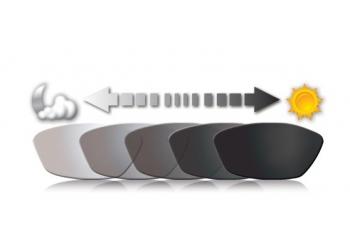 Náhradní skla HQBC Photochromatic - pro model TREEDOM